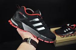 кроссовки Adidas Marathon TR 26 арт 20755 черные, адидас