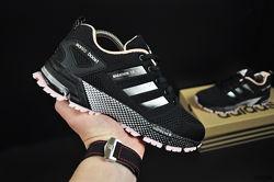 кроссовки Adidas Marathon TR 26 арт 20756 черные, адидас