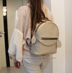 Кожаный рюкзак Шайн. Огромный выбор цвета и фактуры кожи. Натуральная кожа
