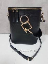 Оригинальная кожаная сумка Болеро