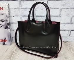 Женская кожаная сумка Соло. Выбор цвета.