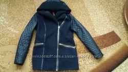 Стильное пальто 48р