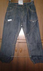 Зручні джинси, пояс регулюється