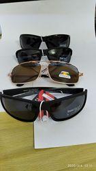 Много  Солнцезащитные очки поляризация.