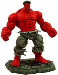 Фигурка Marvel Select Red Hulk
