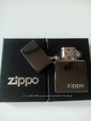 Зажигалка ZIPPO blek diamond в подарочной упаковке