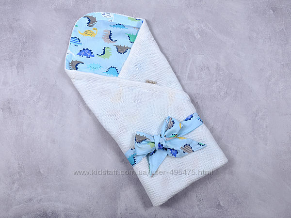 Летний конверт-плед Belle