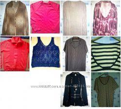 блузки, футболки, кофточки, жилетки