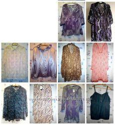 Блузки и туники, размеры  52-60