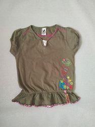 Блузка красивая на 5-7 лет