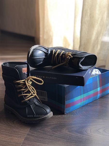 Tommy Hilfiger ботинки еврозима