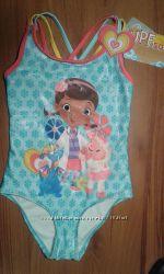 Купальник сдельный на девочку 5-6 лет Disney store