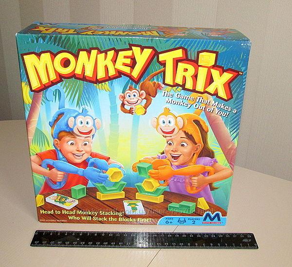 Настольная игра Обезьянка Трикс Monkey Trix
