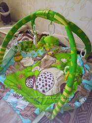 Развивающий коврик Canpol babies Веселая ферма