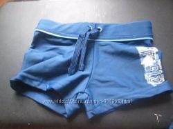 Плавки-шортики для бассейна или пляжа