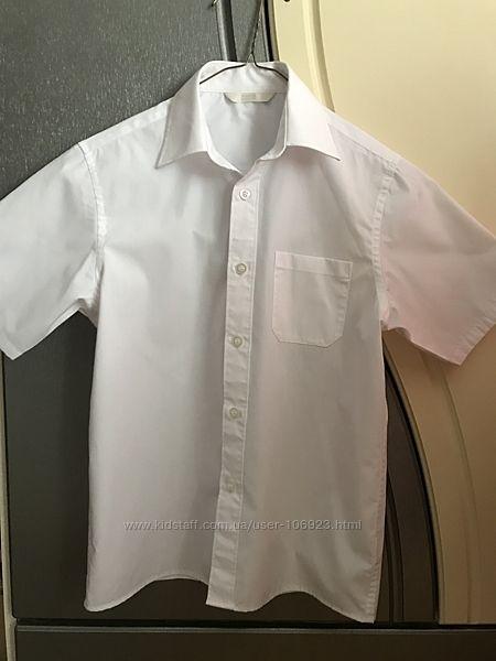 Рубашка с коротким рукавом Mark&Spencer