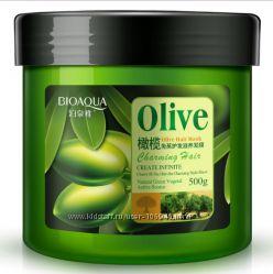 Bioaqua Olive Charming Hair питательная маска для волос Олива