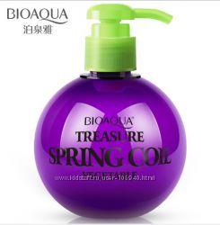 Эластин для укладки волос BioAqua Treasure Spring Coil Vegetable