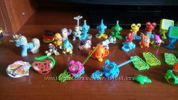 Игрушки из киндер-сюрпризов