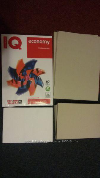 Немелованный картон А4, А5