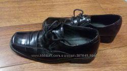 Школьные туфли, по стельке 20см , кожа