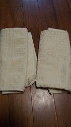 Махровое банное полотенце, 2 шт, размер 16080