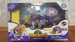 Динозавр, Dinobots, бластер трансформер