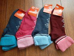 Носки женские, набор 4 шт. Махра. Или поштучно
