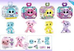 Мягкая игрушка Няшка-Потеряшка - разные цвета, радуга, 9 видов