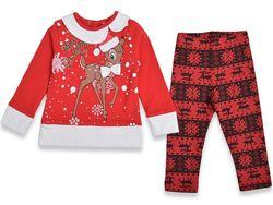 Новогодние костюмы, комплекты для мальчика и девочки