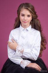 Школьные блузы Zironka длинный рукав в наличии