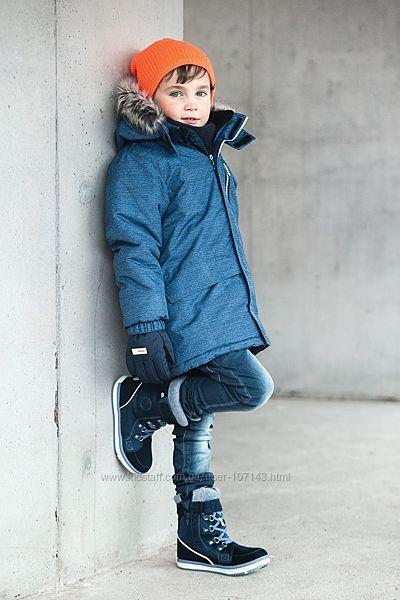 Зимняя куртка парка   Lassie by Reima 721732
