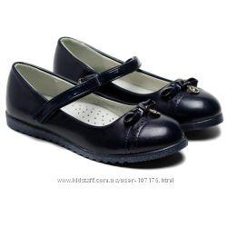 Школьный туфли для девочки, с 32 по 37 размеры.