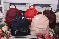 Итальянские кожаные рюкзаки