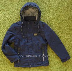 Демисезонные куртки и комплекты для мальчиков и подростков