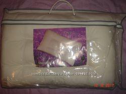 Подушка ортопедическая с наполнителем  из лаванды Word of Dream