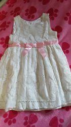 Нежное платьеце на девочку 3лет