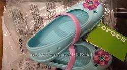 Crocs нежнейшие кроксики С11