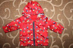 Курточка вітрівка для прохолодних літніх днів