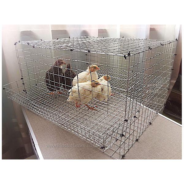 Клетка для перепелов и перепелов-несушек