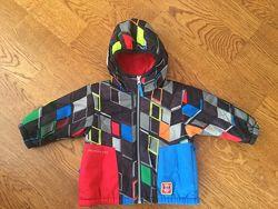 Куртка теплая obermeyer на 9 мес-1, 5 года рост 74-86