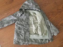 Куртка Vertbaudet демисезонная 3 в 1 116 см