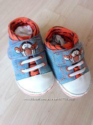 Классные модные туфельки с мягкой подошвой George
