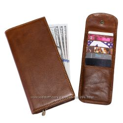 Эксклюзивный  кожаный кошелёк Трансформер