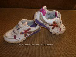 Кроссовки Clarks на девочку размер 12, 5 англ.