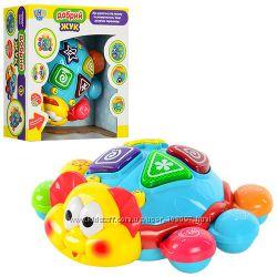 Развивающая игрушка Joy Toy 7013 Танцующий жук на русском языке