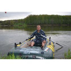 Надувные лодки Intex. Идеальный вариант для рыбалки