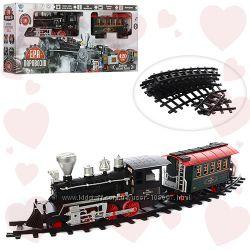 Детская Железная дорога  701829 RYY 125 Limo Toy 420 см на русском языке.