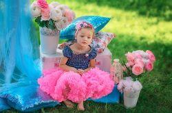 Цвет Барби