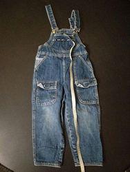 Джинсовый комбез Gloria Jeans 104-110 см